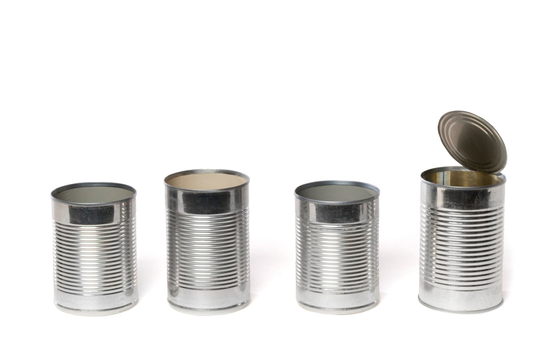 Tin Cans.